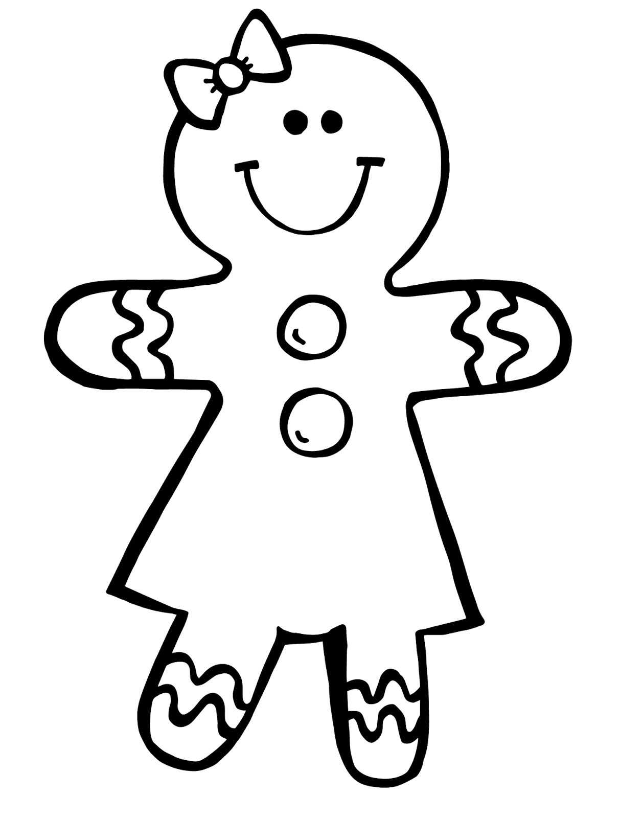 The Art Of Teaching In Today S World Gingerbread Boy Amp Girl Clipart Giveaway