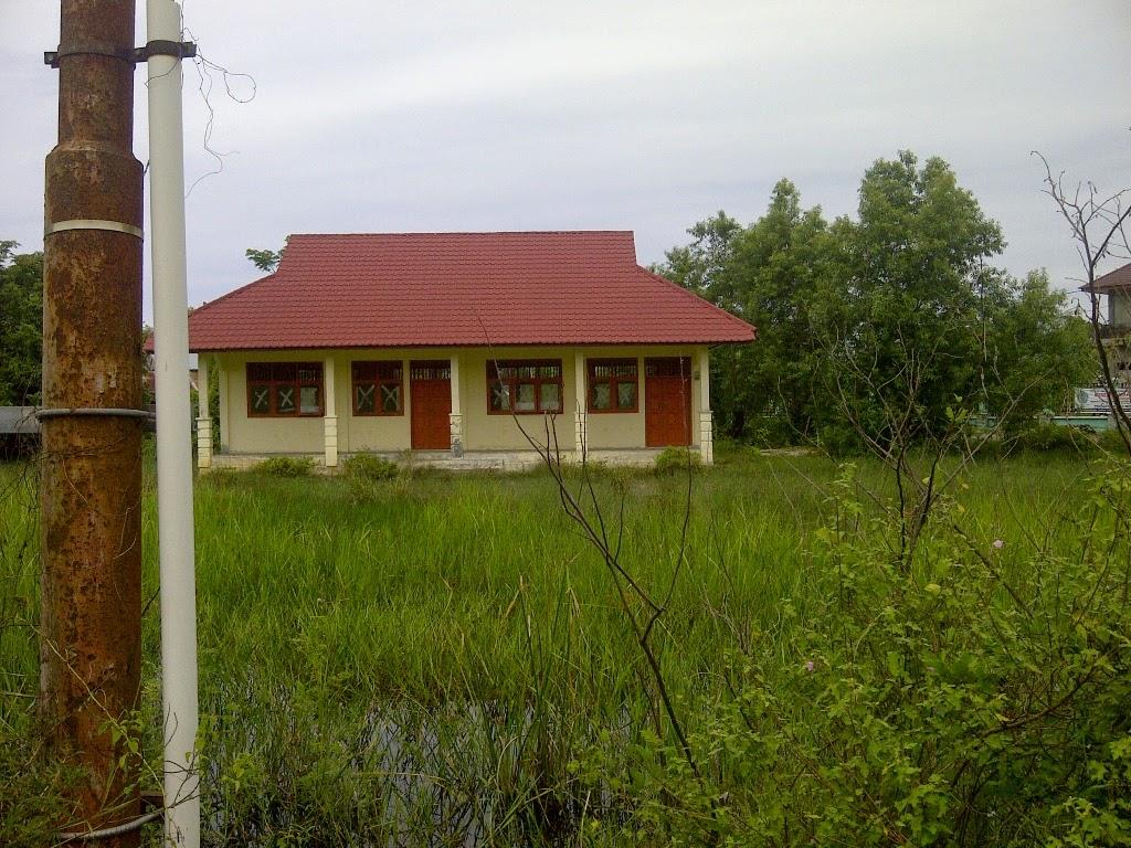 Bangunan PAUD Sumber Dana APBA di Abdya Tak Terurus