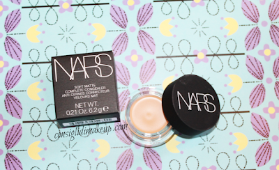 Review: Soft Matte Complete Concealer - Nars Cosmetics