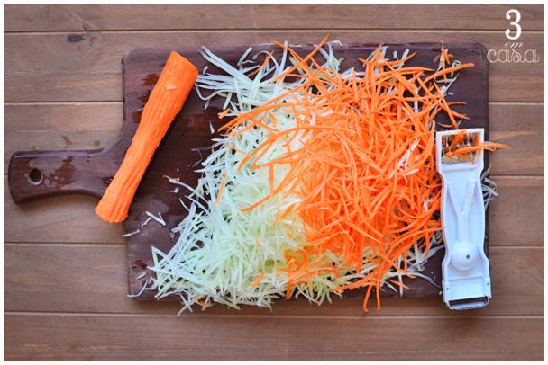 salada mamão verde como fazer
