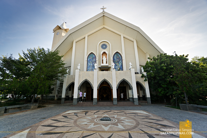 Dili Cathedral East Timor