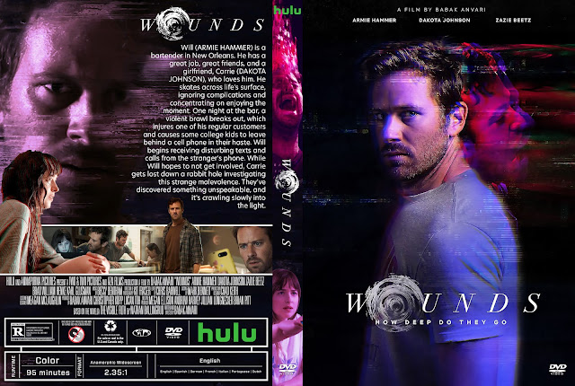 Wounds DVD Cover