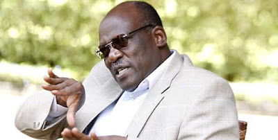 Former Machakos Senator Johnstone Muthama. PHOTO   BMS