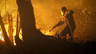 Συναγερμός στην πυροσβεστική: Μεγάλη φωτιά στην Κεφαλονιά - Προς εκκένωση χωριό