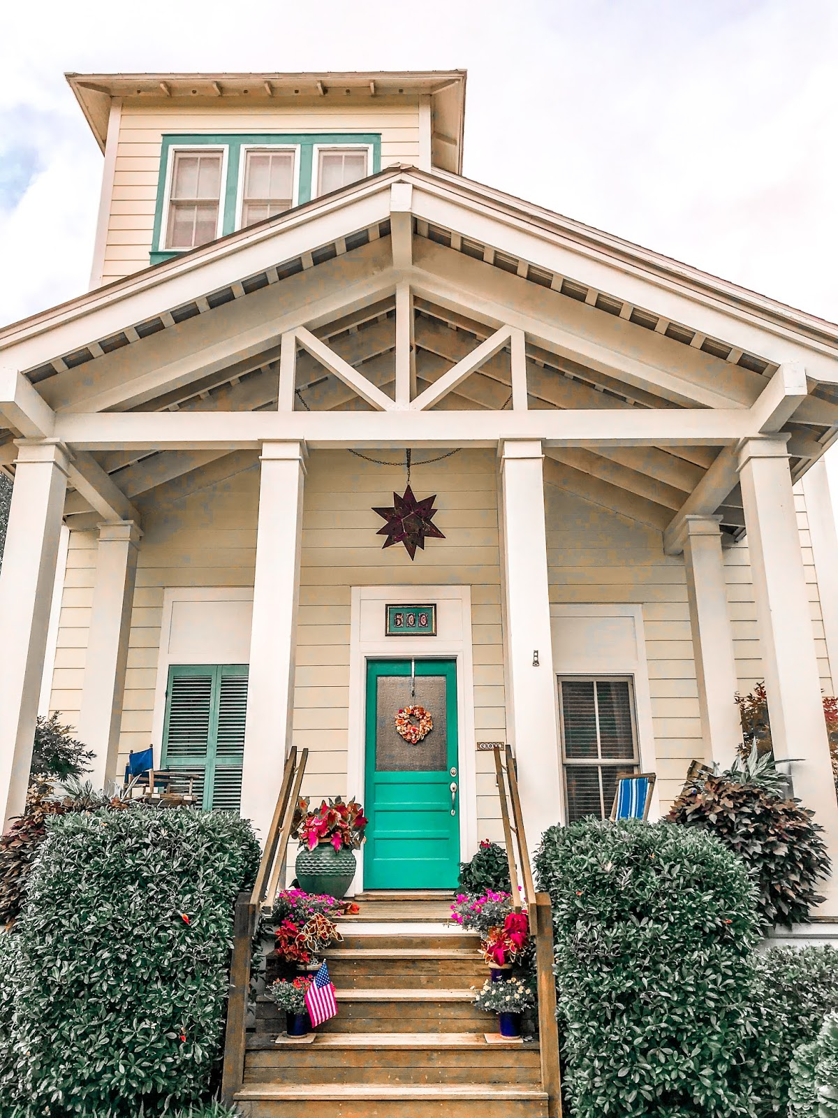 Seville Historic District in Pensacola, Fl