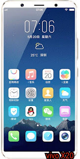 Vivo X20 Full Specifications And Price
