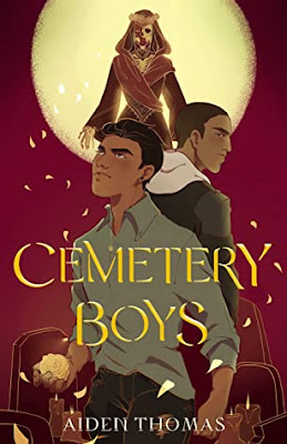 cemetery boys by aiden thomas #transrep latinx rep