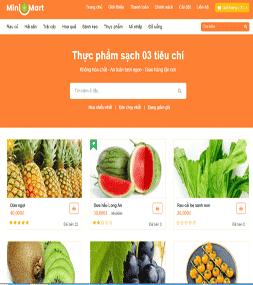MiniMart Blogger bán hàng đẹp
