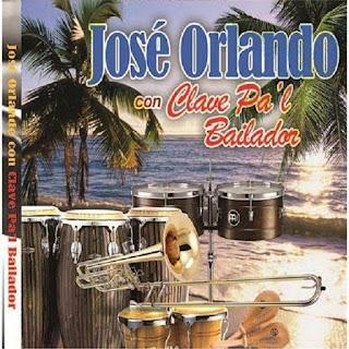 CON CLAVE PAL BAILADOR - JOSE ORLANDO (2016)