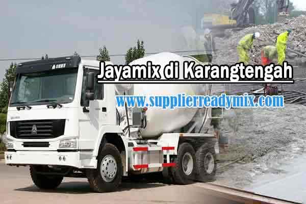 Harga Cor Beton Jayamix Karangtengah Per M3 2020