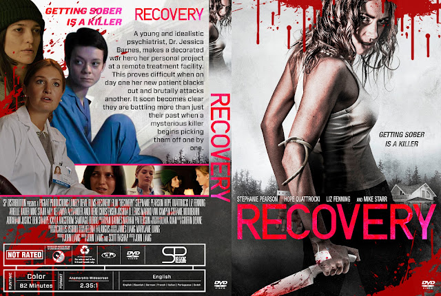 Recovery DVD Cover