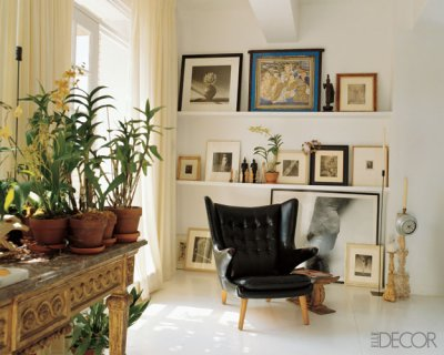 Creative choices interior s accessorizing with plants - Interior decorating with plants ...