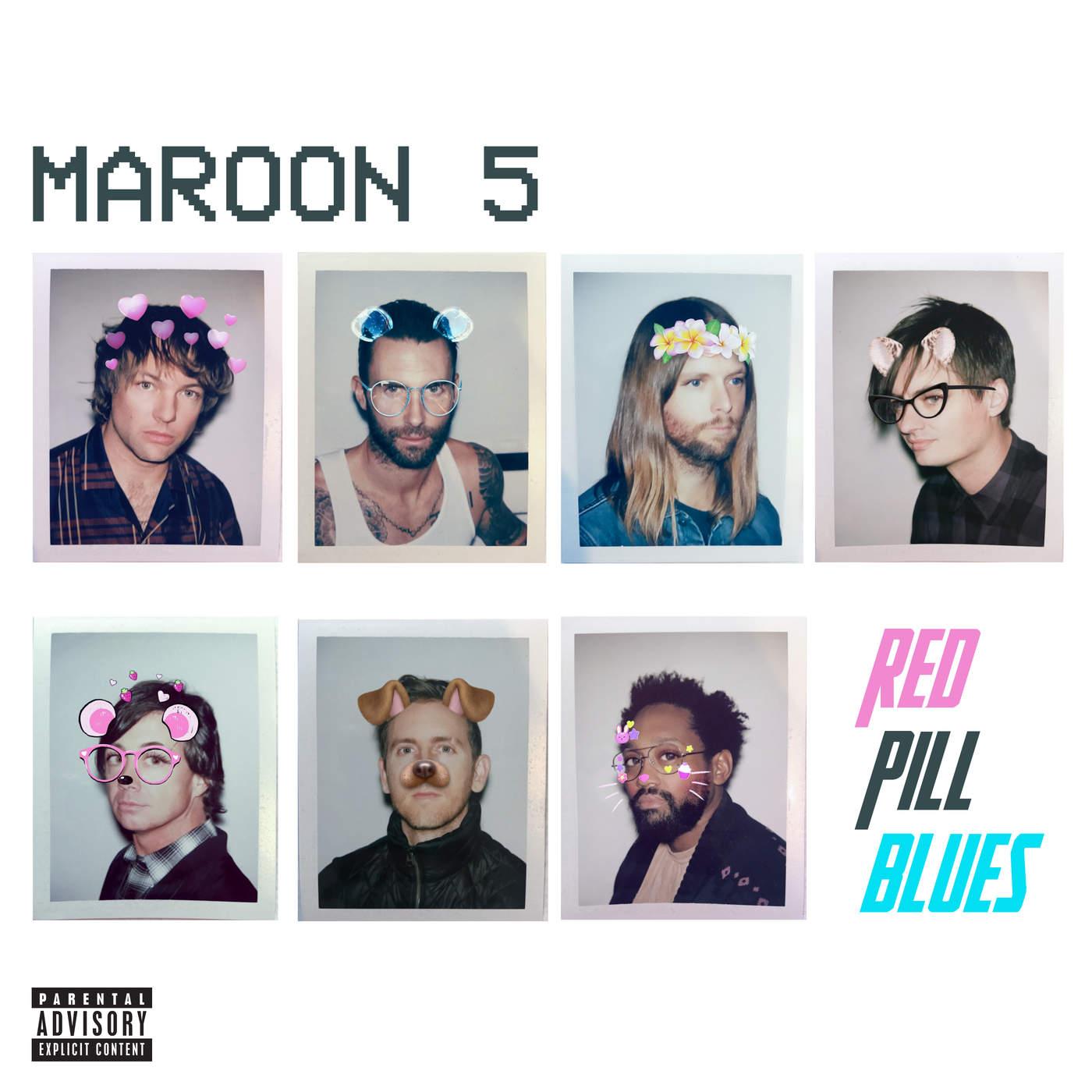 Maroon 5 & Julia Michaels - Help Me Out - Single