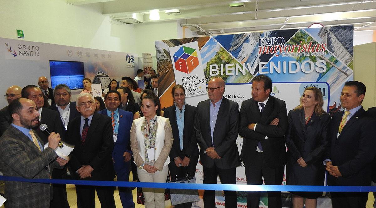 EXPO MAYORISTAS ANALIZA NUEVAS ESTRATEGIAS AGENTES VIAJES 01