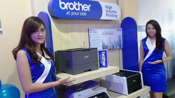Alamat & Nomor Telepon CS Brother Kota Bandung