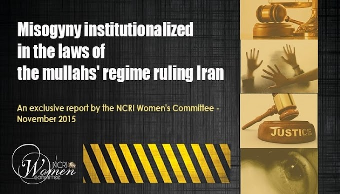 Women's Rights Violation in Iran: Misogyny Institutionalized Laws