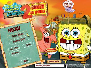 Download Kumpulan Game Spongebob PC Terlengkap - Ronan Elektron