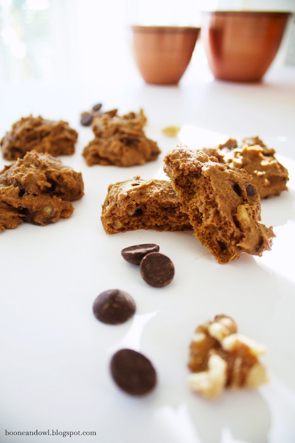 easy-pumpkin-chocolate-chip-cookies-gluten-free