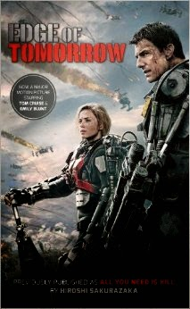 Is edge of tomorrow a book