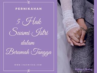 hak kewajiban suami istri