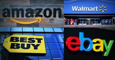 اقوي 5 مواقع التسوق الامريكية العالمية الموثوقة