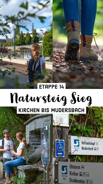 Natursteig Sieg - Etappe 14  Kirchen bis Mudersbach  Wandern Naturregion-Sieg 31