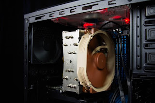 Bagian Central Processing Unit (CPU) Komputer