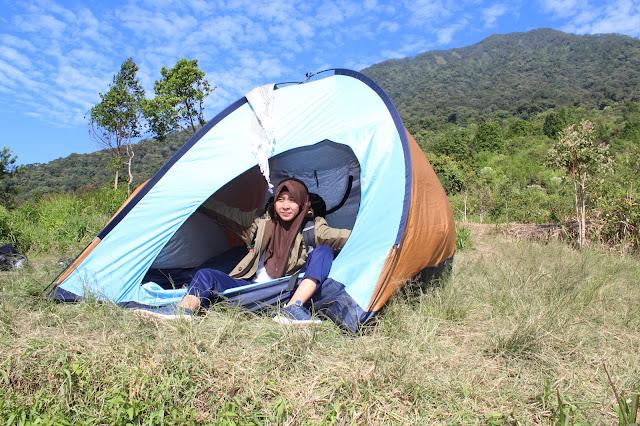 wadas gantung, gunungmalang, wisata purbalingga, tempat camping purbalingga