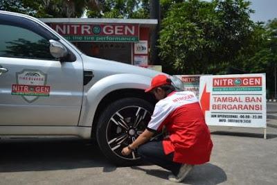 Manfaat Gas Nitrogen Untk Ban Mobil