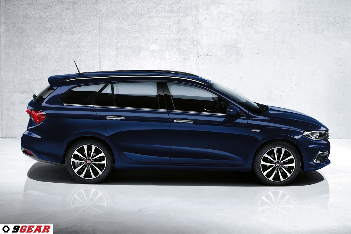 fiat tipo station wagon revealed at geneva 2016 car. Black Bedroom Furniture Sets. Home Design Ideas