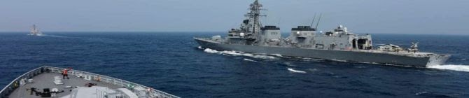 China Begins Naval Exercises In South China Sea Amid U.S. Drills, Ahead of Indian Navy's Expedition