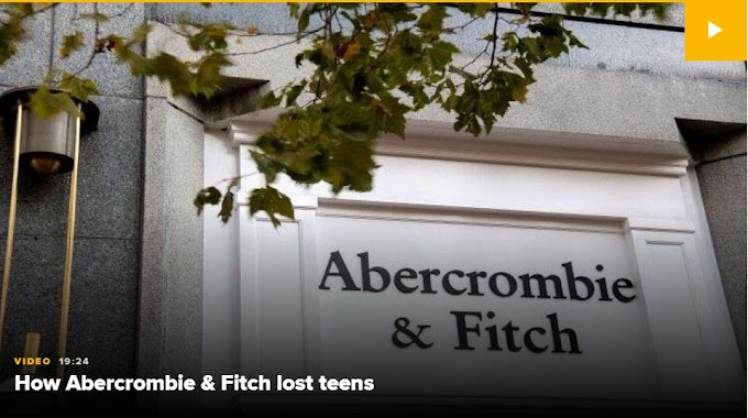 Here's the way Abercrombie and Fitch jettisoned its past to attempt to bring back clients