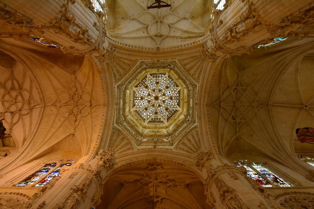 croisée cathédrale de Burgos