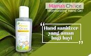 Hand Sanitizer yang aman bagi bayi