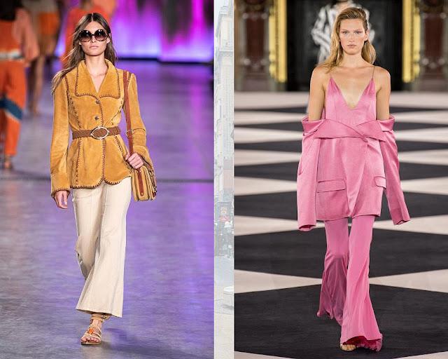 Модные брюки весна-лето 2020 5-1