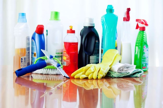 Do Your House Cleaning Products Affect Your Health?