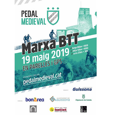 PEDAL MEDIEVAL 2019