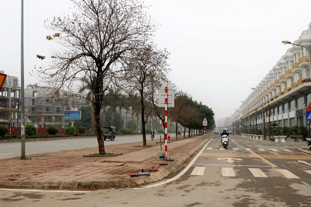 Hình ảnh khu Shophouse mặt đường Lê Trọng Tấn