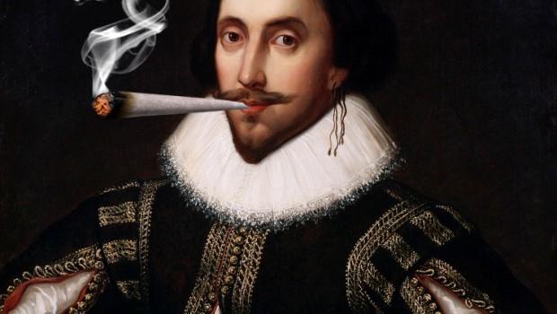 William Shakespeare era maconheiro estudo diz