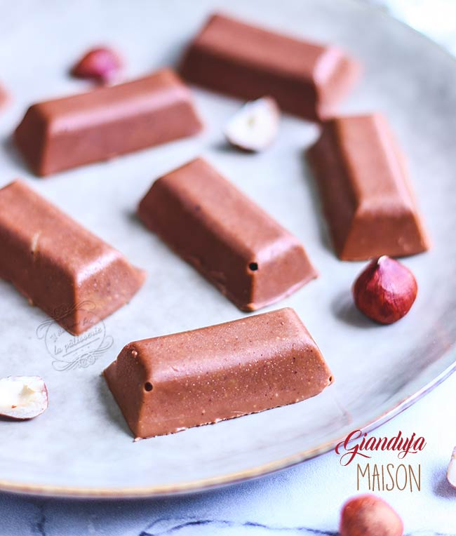 comment faire du gianduja