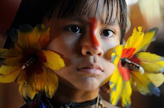 Plano de aula dia do índio Educação Infantil