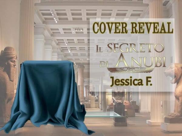 Cover Reveal - Il Segreto di Anubi (Horus Series vol.2) di Jessica F