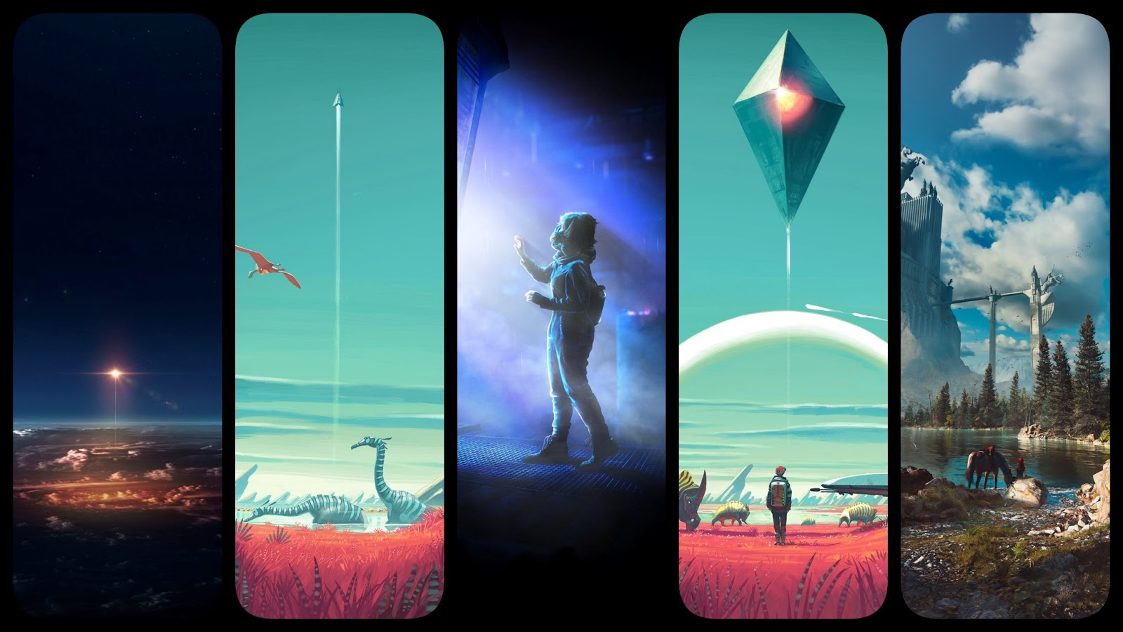 5 Cool wallpapers for you phone