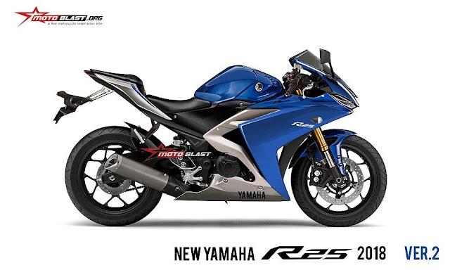 2019 Yamaha R3 Price in India