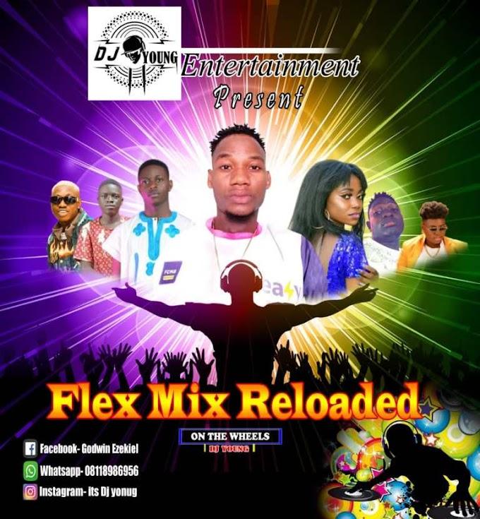 Mixtape: DJ Young – FlexMix Reloaded 2019