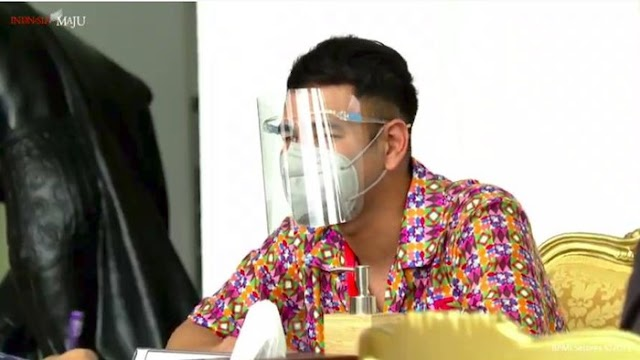 Cerita Raffi Ahmad Diajak Untuk Vaksinasi COVID-19 Sebagai Influencer