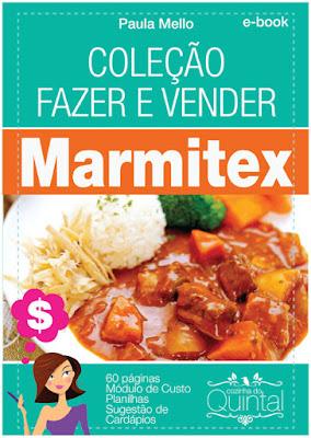 Ebook Marmitex Cozinha do Quintal