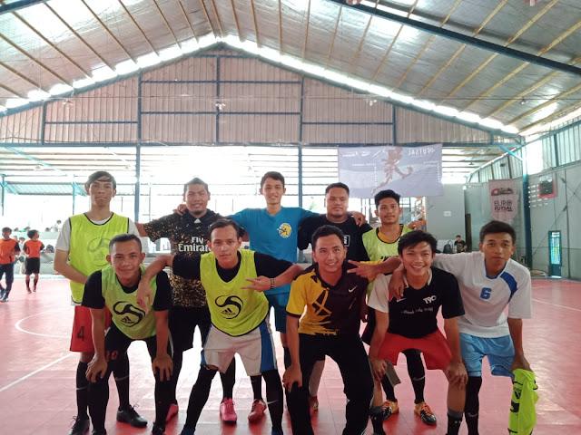 Senang dan Semangat, Tim Futsal, Bulutangkis, E-Sport IQTAF Gencarkan Regenerasi