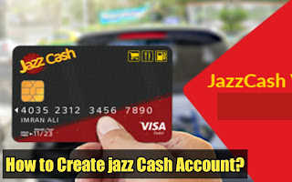 jazz account open karne ka tarika