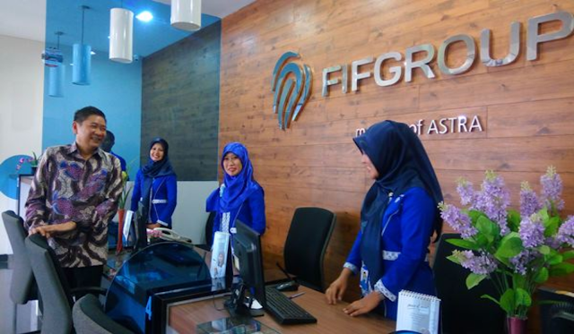 Lowongan Kerja Kolektor dan Marketing PT. Federal Internasional Finance (FIFGROUP)